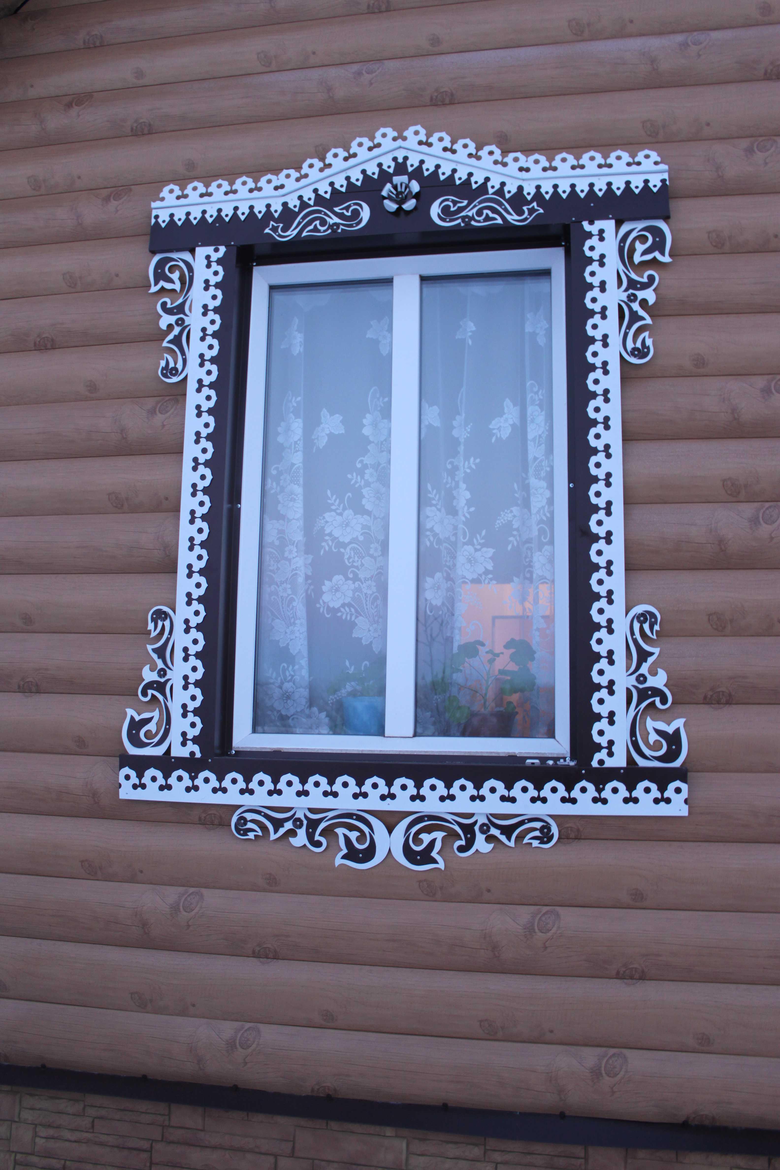 Шаблоны резных наличников на окна чертежи, рисунки, эскизы 51